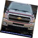 グリル For Chevy Silverado 2500HD/3500HD Black Billet Gri...