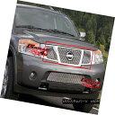 グリル Fits 2008-2015 Nissan Armada Vertical Billet Grill...