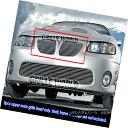 グリル For 04-06 Pontiac GTO Billet Grille Grill Insert 0...