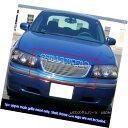 グリル For 00-05 Chevy Impala Perimeter Grille Insert 00 ...
