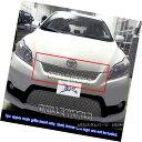 グリル Fits 2011-2015 Toyota Matrix Stainless Steel X Mes...