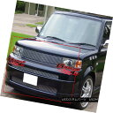 グリル For 03-07 Scion XB Billet Grille Combo Upper+Lower...