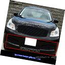 グリル For 07-08 Infiniti G35 Sedan Black Billet Grille I...