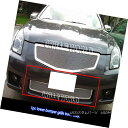 グリル For 07-08 Nissan Maxima Bumper Stainless Steel Mes...