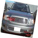 グリル Fits 2001-2004 Toyota Sequoia Billet Grille Combo ...