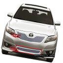 グリル Fits 2010-2011 Toyota Camry Stainless Steel Mesh M...