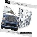 グリル For 2004-2010 Infiniti QX56 Stainless Steel Billet...