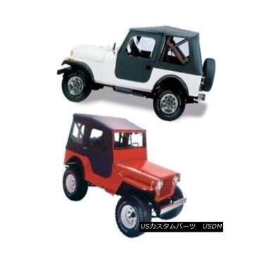 幌・ソフトトップ Bestop Tigertop Complete Soft Top For 1953-1975 M38A1/CJ5 models #51405-01 Bestop Tigertop Completeソフトトップ1953-1975 M38A1 / CJ5モデル用#51405-01