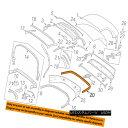 幌・ソフトトップ PORSCHE OEM 05-12 Boxster Convertible/so...