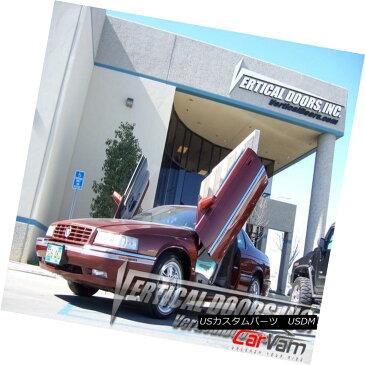 ガルウィングキット Vertical Doors - Vertical Lambo Door Kit For Cadillac Eldorado 1992-02 2DR 垂直ドア - キャデラックエルドラドのための垂直Lamboドアキット1992-02 2DR