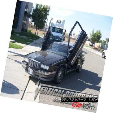 ガルウィングキット Vertical Doors - Vertical Lambo Door Kit For Cadillac Eldorado 1986-91 2DR 垂直ドア - キャデラックエルドラド用の垂直型ランボルギーニドアキット1986-91 2DR