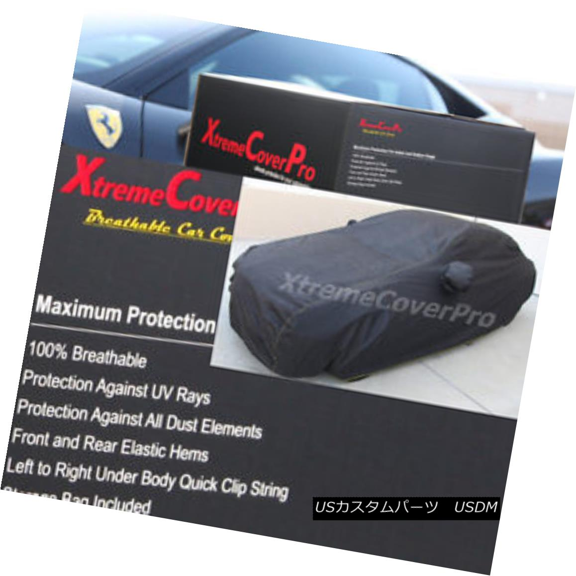アクセサリー, ボディカバー  2009 2010 Mitsubishi Eclipse Spyder Breathable Car Cover wMirrorPocket 2009MirrorPocket