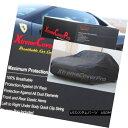 カーカバー 2015 Mercedes-Benz SLK250 SLK350 SLK55 ROADSTER Breathable Car Cover - Black 2015メルセデスベンツSLK250 SLK350 SLK55ロードスター通気性車カバー - ブラック