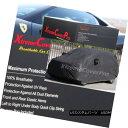 カーカバー 2015 Mercedes-Benz GLA250 GLA45 Breathable Car Cover w/Mirror Pockets - Black 2015メルセデスベンツGLA250 GLA45通気性の車カバー、ミラーポケット付き - ブラック