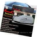 カーカバー WATERPROOF CAR COVER W/MIRROR POCKET GRAY FOR ...