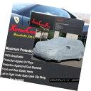 カーカバー BREATHABLE CAR COVER W/MIRROR POCKET-GREY FOR ...