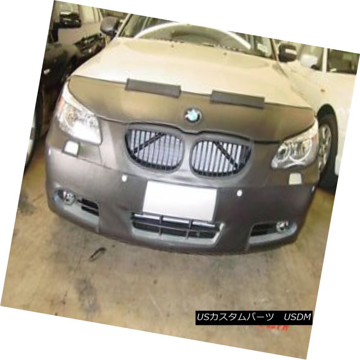 Plate Colgan Front End Mask Bra 2pc W//O Senser. Fits BMW X3 2011-2014 W//Frt