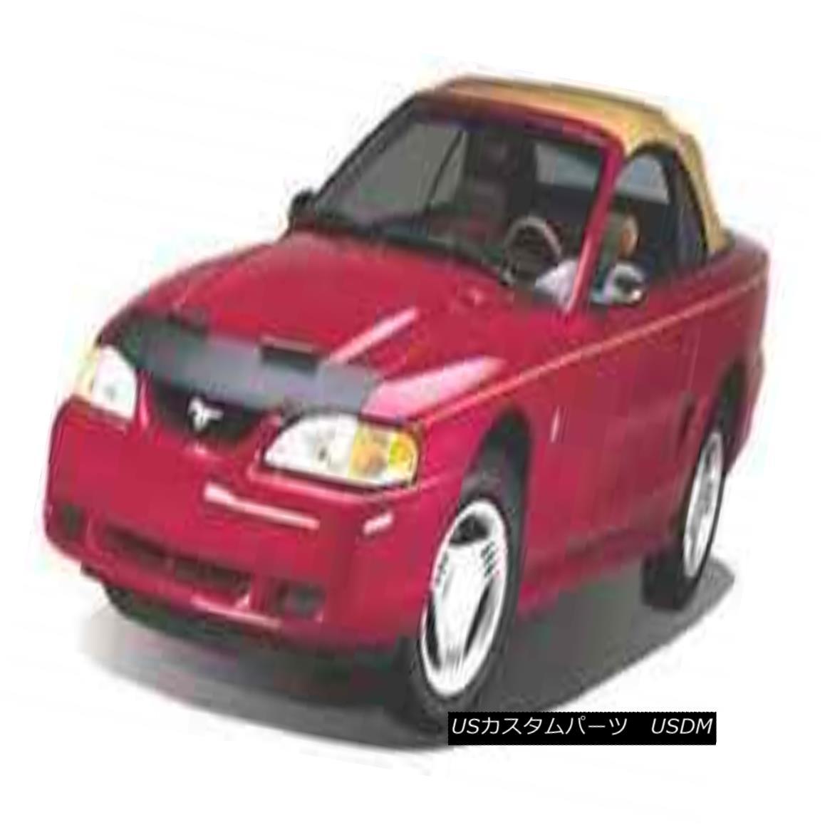 フルブラ ノーズブラ Mini Mask Bra Hood Protector Fits Jeep Cherokee 1997-2001 97-01 ミニマスクブラジャーフードプロテクターフィットジープチェロキー1997-2001 97-01画像