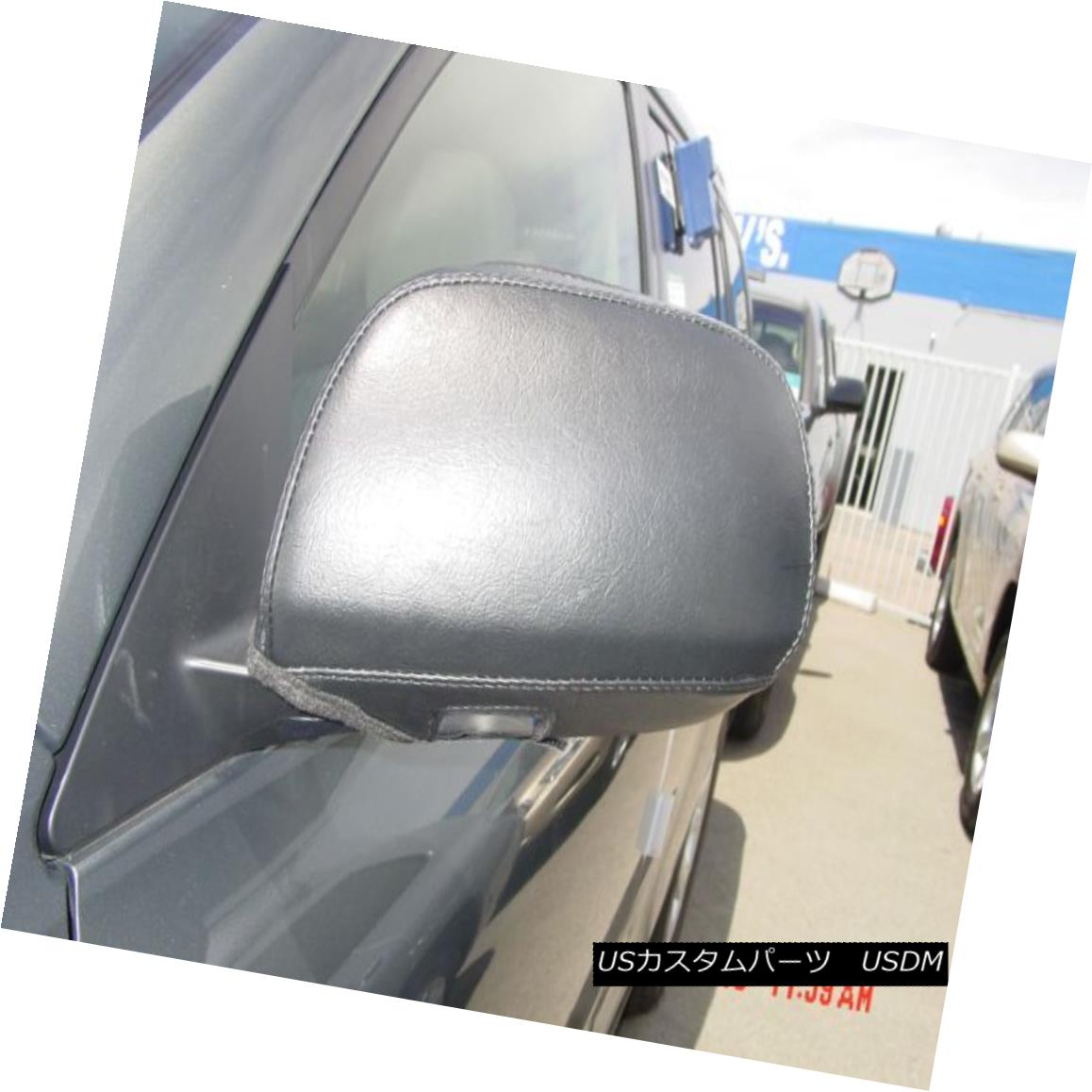 Colgan Car Mirror Covers Bra Black Fits 2008-2013 Toyota Highlander w//o signal