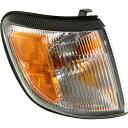 コーナーライト Corner Light For 98-2000 Subaru Forester Passenger Side Incandescent w/ Bulb コーナーライト98-2000スバルフォレスター乗客側白熱電球