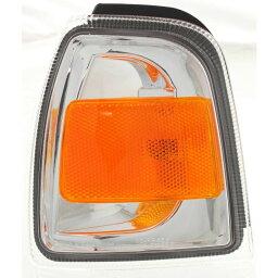 コーナーライト Corner Light For 2006-2011 Ford Ranger Driver Side Incandescent CAPA w/ Bulb 2006年から2011年までのコーナーライトフォードレンジャードライバーサイド白熱CAPA(電球付き)