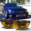 フォグライト For 2001-2005 Lexus IS300 Yellow Projector F...