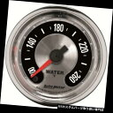 USタコメーター 自動計1232アメリカの筋肉機械水温計 Auto Me...