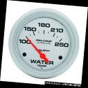 USタコメーター オートメーター4437ウルトラライト空芯水温計...