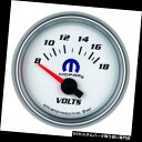 USタコメーター オートメーター880035 Mopar空芯電圧計、2-1 ...