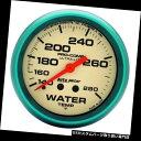 USタコメーター 2-5 / 8 H2O Tmp 4 'ナイトグロ 2-5/8 H2O Tm...