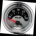 USタコメーター 自動メーター1236アメリカの筋肉空芯水温計 A...
