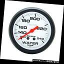 USタコメーター 自動メートル5832の幻影の機械水温ゲージ、2-...
