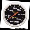 USタコメーター オートメーター5425 Pro-Comp機械式圧力計、6...