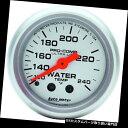 USタコメーター AutoMeter 4332ウルトラライト機械式水温計 A...