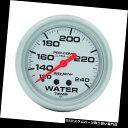 USタコメーター オートメーター4432ウルトラライト機械式水温...