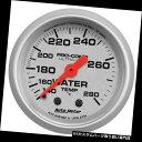 USタコメーター AutoMeter 4331ウルトラライトメカニカル水温...