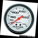USタコメーター 自動メートル5831の幻影の機械水温ゲージ、2-...
