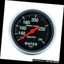 USタコメーター オートメーター3433スポーツコンプ機械式水温...