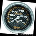 USタコメーター オートメーター4731炭素繊維機械式水温計 Aut...