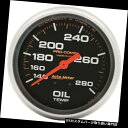 USタコメーター 自動メーター5441 Pro-Compの機械式油温計、2...