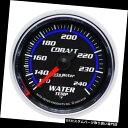USタコメーター AutoMeter 6132 Cobaltメカニカルウォーター...