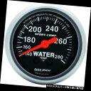 USタコメーター オートメーター3331スポーツコンプ機械式水温...