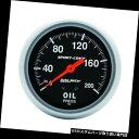 USタコメーター AutoMeter 3422 Sport-Compメカニカル油圧ゲ...
