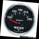 USタコメーター 自動メーター3837 GS空芯水温計、2-1 / 16イ...