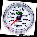 USタコメーター 自動メートル7331 NVの機械水温のゲージ、2-1...