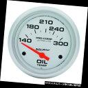USタコメーター オートメーター4447ウルトラライト空芯油温計...