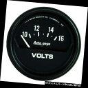 USタコメーター オートメーター2319オートゲージ空芯電圧計、...