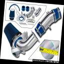 USエアインテーク インナーダクト BCP BLUE 94-95マスタング5...
