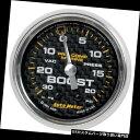 タコメーター オートメーター200774-40真空/ブースト30 IN HG...