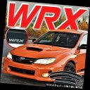 ベントバイザー ドアバイザー レインガード WRX 2008-2014 ST...